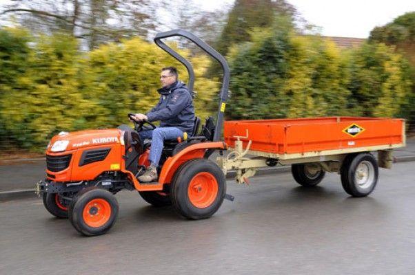 L4600 Kubota Tractors