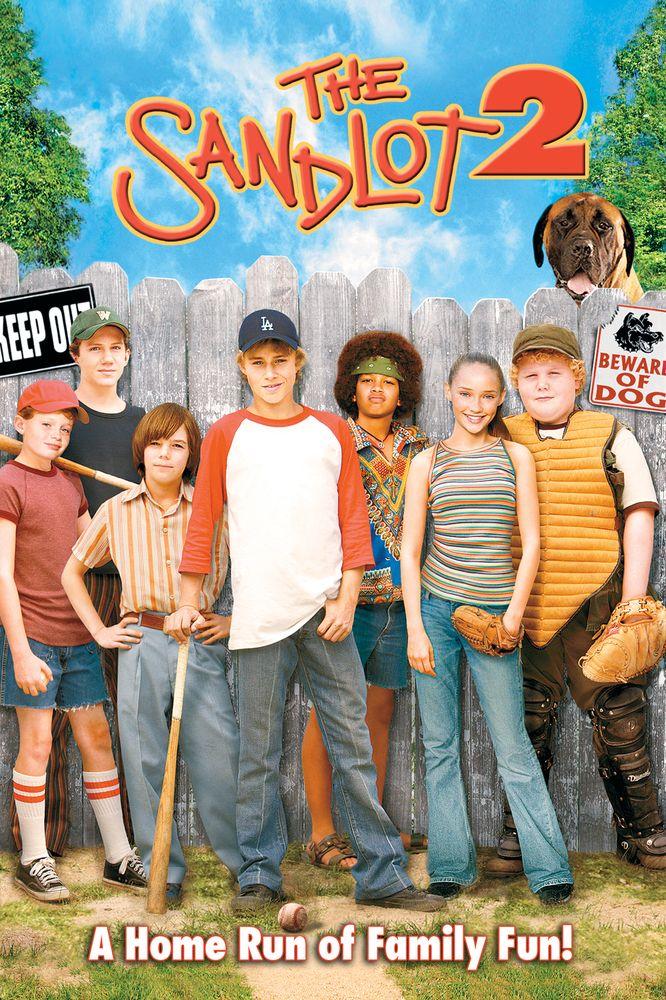 The Sandlot 2 Movie Poster - Max Lloyd-Jones, James Willson, Samantha Burton  #TheSandlot2, #MoviePoster, #Comedy, #DavidMickeyEvans, #JamesWillson, #MaxLloyd, #Jones, #SamanthaBurton