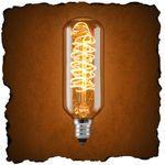 Antique Candelabra Light Bulbs | Tubular Vintage Bulbs | 1000Bulbs.com