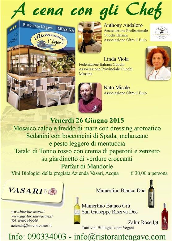 http://www.ristoranteagave.com/eventileggi/127/ #ristoranti #sicilia #messina #gourmet #eventi