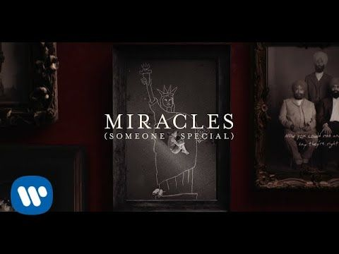 Coldplay & Big Sean - Miracles (Someone Special) - Official Lyric Video - YouTube