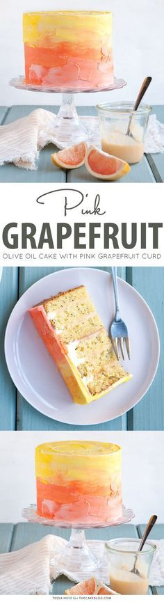 1000+ ideas about Pink Grapefruit on Pinterest | Grapefruit cake ...