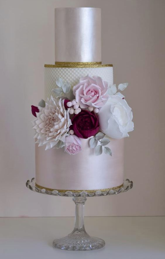 25 best ideas about wedding cakes on pinterest pretty wedding cakes beautiful wedding cakes and elegant wedding cakes