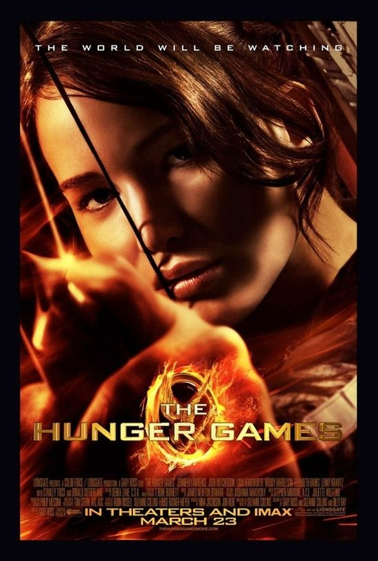 The Hunger Games--Now this & Catching Fire is awesome...can't wait till Mocking Jay comes out!!!!!