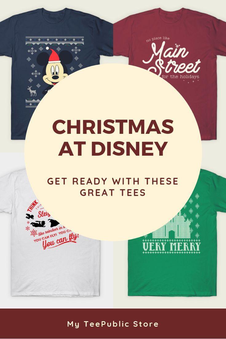 The Christmas season at Disneyland and Disney World is right around ...