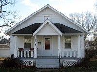 808 E. Mcpherson $550 May stove, fridge, basement, central air, detached garage