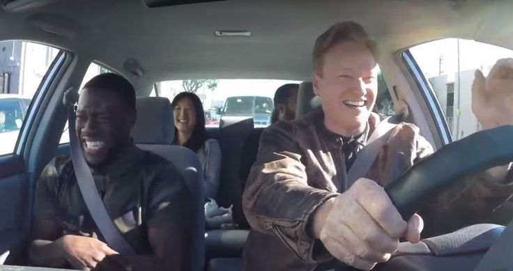 What happens when Kevin Hart, Conan O'Brien and Ice Cube give a friend a driving lesson and then swing by the weed shop? Pure hilarity. Watch the video: