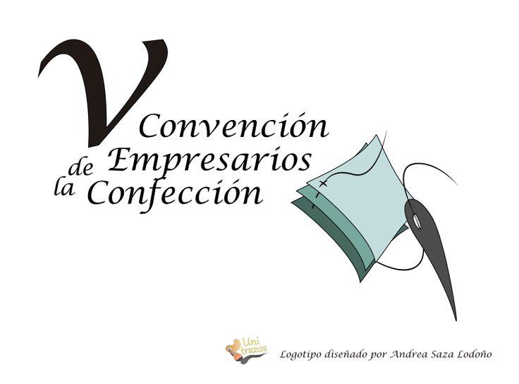 logotipo para convencion