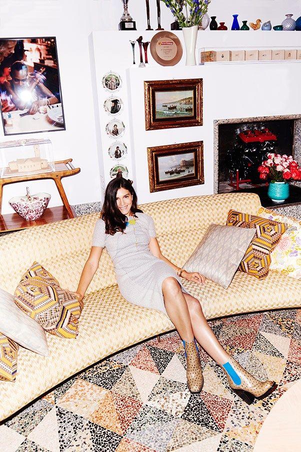 Inside fashion royalty Margherita Missoni's incredible Italian home : Harper's BAZAAR