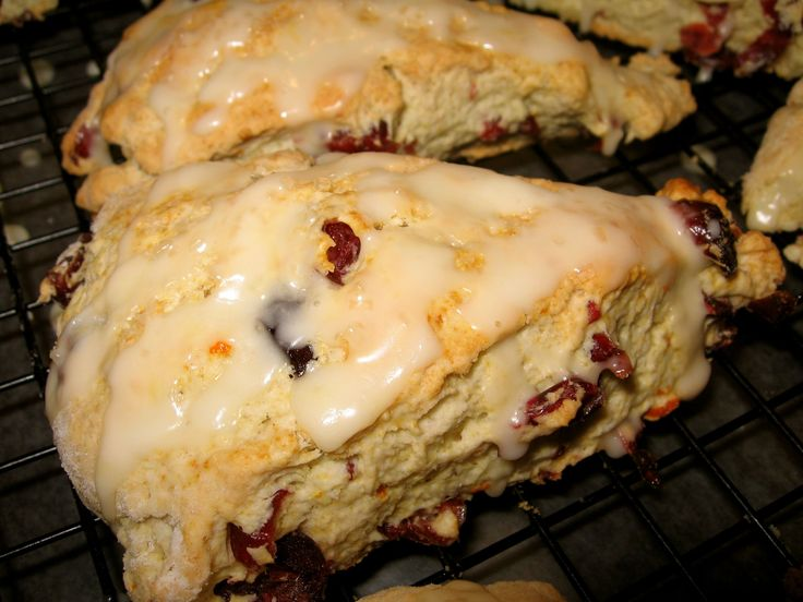 I love Starbucks's Cranberry Orange Scones. When I found this recipe, I was THRILLED that they taste just as good! Plus, it is easy and quick. That is my type of recipe!