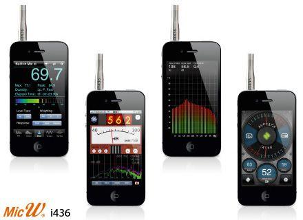 Trasforma il tuo #iPhone in un fonometro