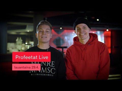 KULTTUURI. MUSIIKKI PROFEETAT, Cheek&Elastinen LIVE KEIKKA, HELSINKI 29.4.2017. C More Livekatselu, ARVOSTELU 2.5.2017 |