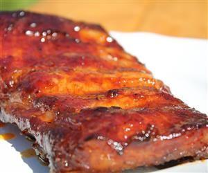 Tökéletes barbecue oldalas recept. Felejtsd el a vízben főzött húsokat, itt az igazi, eredeti amerikai barbecue oldalas recept - a tökéletes barbecue titka!