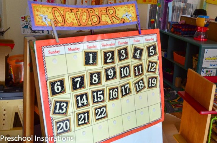 Diy Calendar For Kindergarten : Best images about math games in the preschool classroom