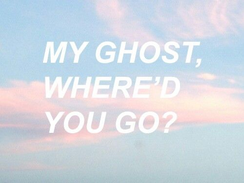 Ghost   Halsey