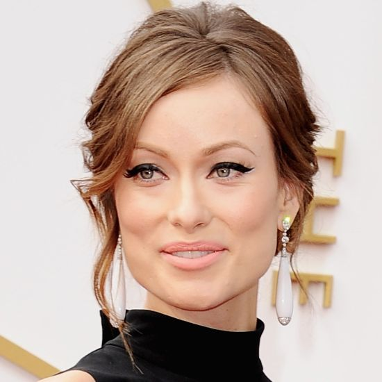 Olivia Wilde at the Oscars. #redcarpet #academyawards