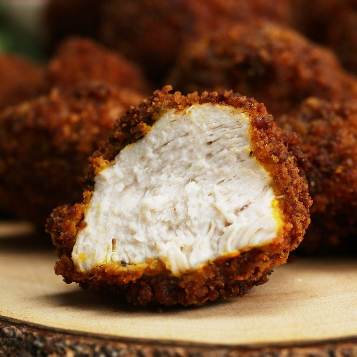 Popcorn Fried Chicken (Indian Style) Recipe by Tasty