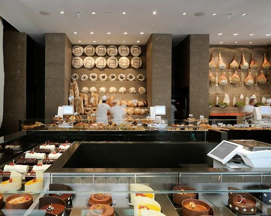 Bakery Shop Lighting Design Architecture Interior Designs Home