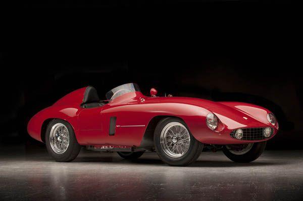 1955 Ferrari 750 Monza Spider - Chris Siegwald