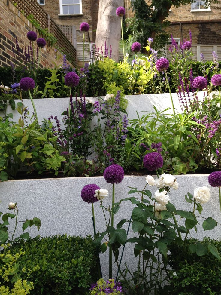 Garden Landscaping Wakefield : Garden design cubes butter forward wakefield