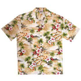 maize boy hawaiian shirt