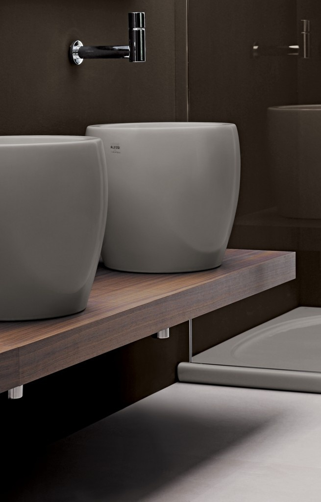 Il Bagno Alessi One by Oras, washbasin faucet