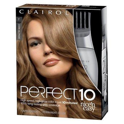 Clairol Nice N Easy Perfect 10