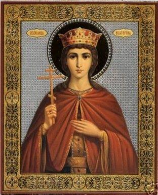 Saint Katherine