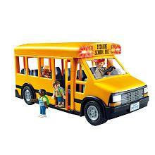 Playmobil School Bus $24