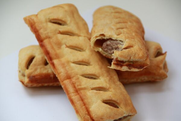 Feeling Hungry? Our Sausage Rolls are definitely going to satisfy your hunger! http://bit.ly/1JdlBOa