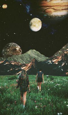 Somos viajeros del universo
