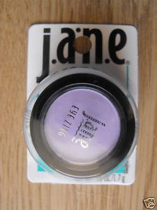 Jane Cosmetics, so 90's. Plum Perfect is still my fave eyeshadow shade of all time! Urban Decay had one that came close, but it too is no longer. :'(