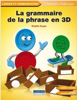 La classe de Madame Valérie: Grammaire de la phrase