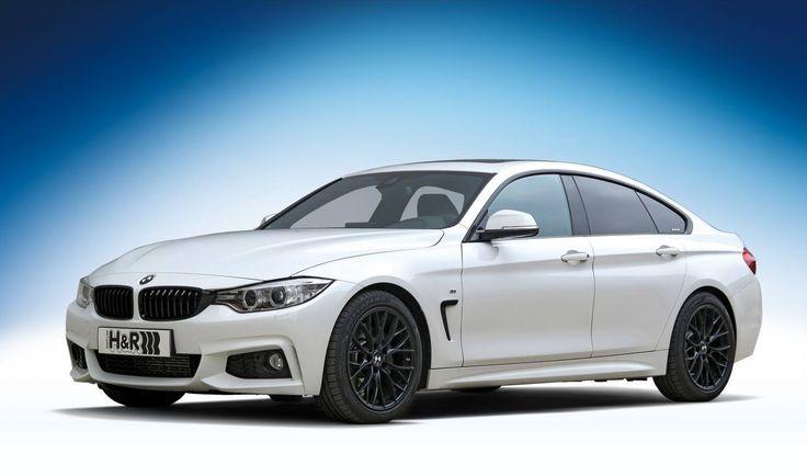 BMW SERIE 4 GRAN COUPE UN DESARROLLO H&R