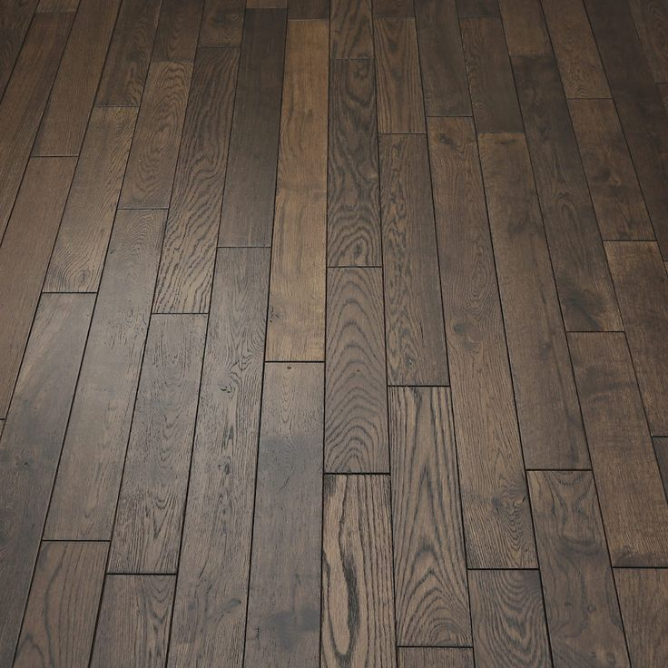 The Dark And Rich Brown Hues Of The Espresso Oak Solid