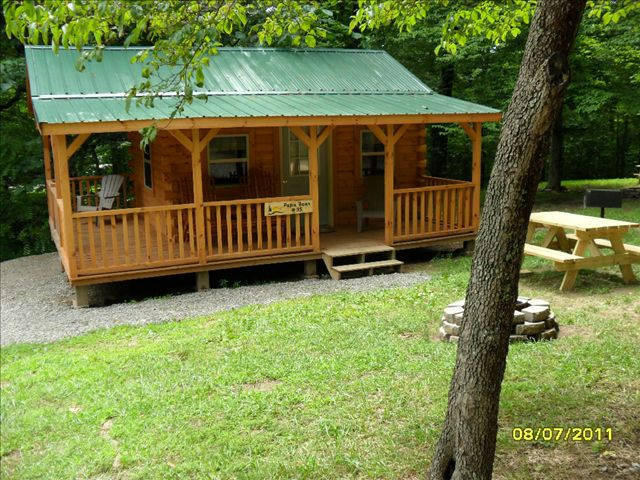 30 best ross county ohio recreation images on pinterest for Potato creek cabins