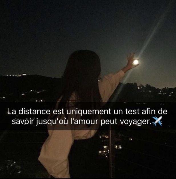 Distance Amour Citation Amour Distance Phrase