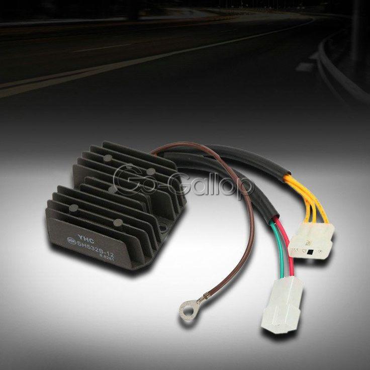 Regulator Rectifier Voltage For BMW F650 F650GS F650ST F650CS G650X F800S F800ST/APRILIA LEONARDO ST 250 Moto 650 Pegaso 650