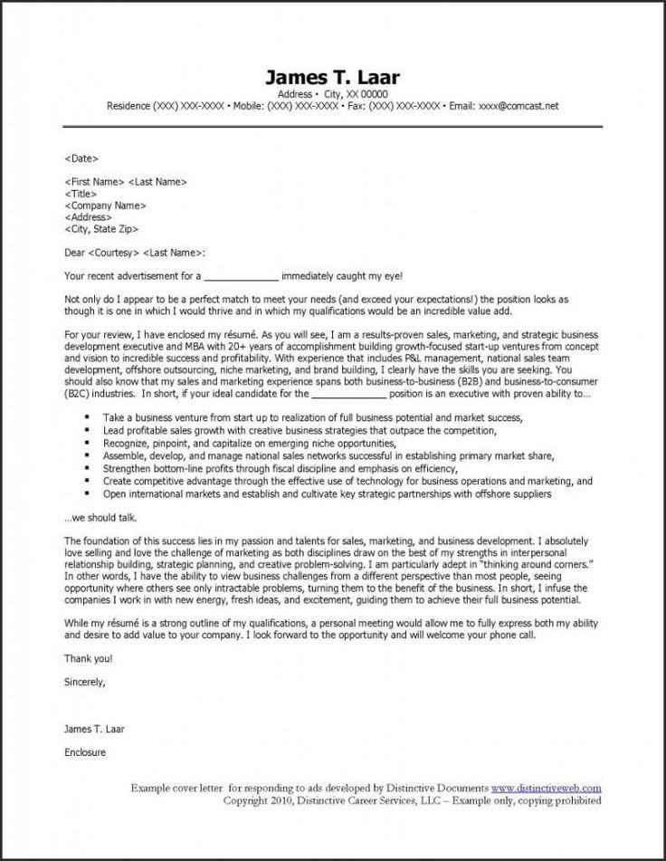 cover letter respond job ads example for responding