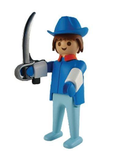 Merchandising Colecciones - Fnac.es - Figura Click Playmobil Soldado Union (23 cm) :