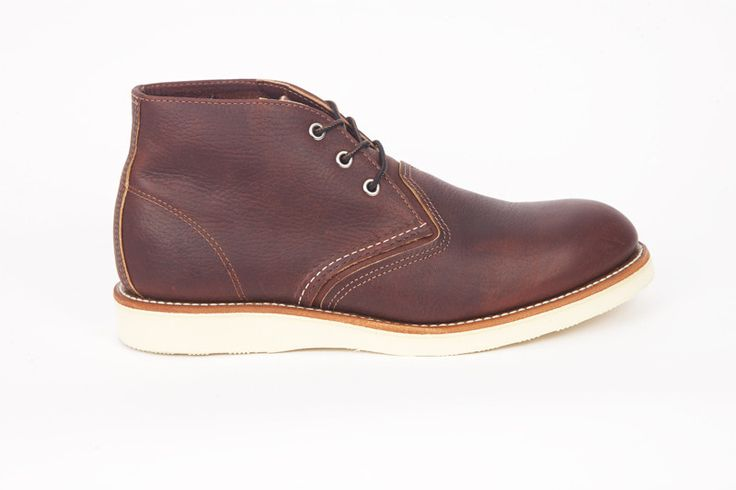 Red Wing Chukka Boots 3141