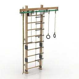Download 3D Wall bars