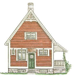 Vilka fönster matchar ditt hus? - SP Fönster