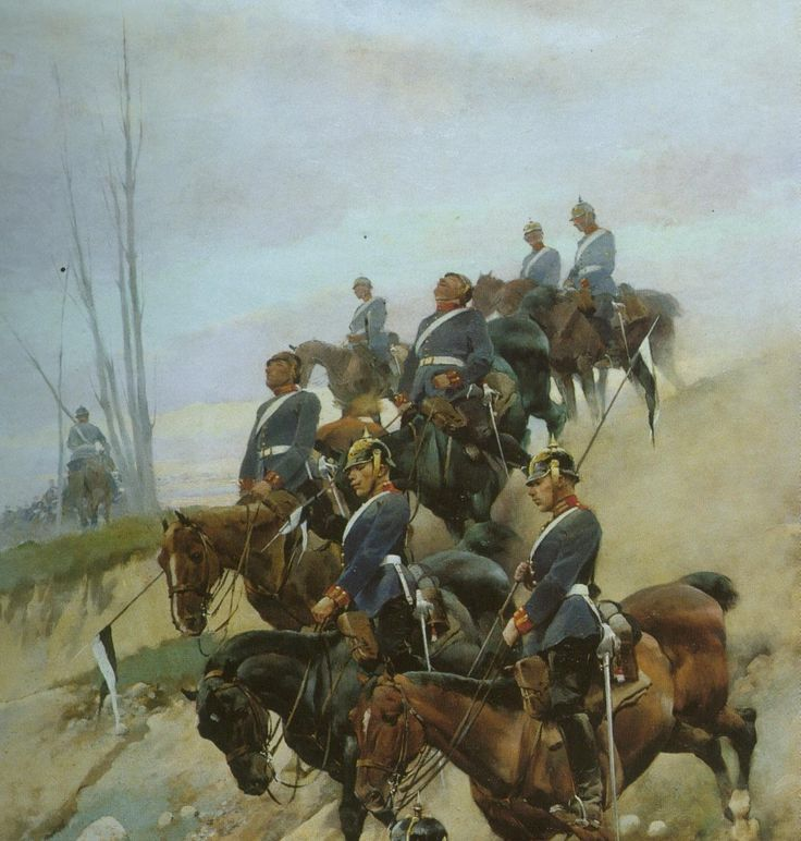 Prussian general staff, Franco-Prussian War
