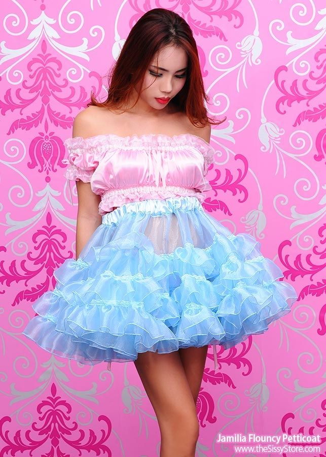 Girls Frilly Petticoats