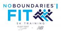 No Boundaries FIT I (5K) - Fleet Feet Tulsa Designed to get you from the sofa to walking or walk/running a 5k. Weekly coached runs, cross-training access, detailed plan, tech shirt and new running buddies.