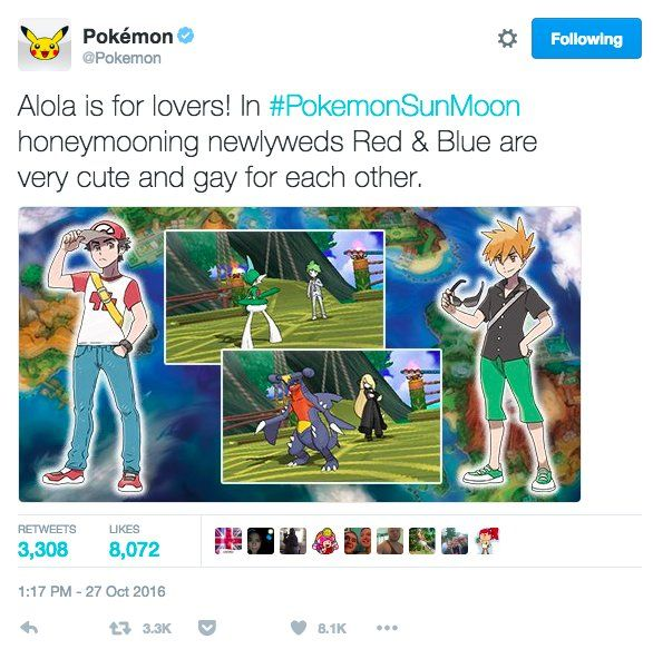 110% legit pokemon twitter post #confirmed