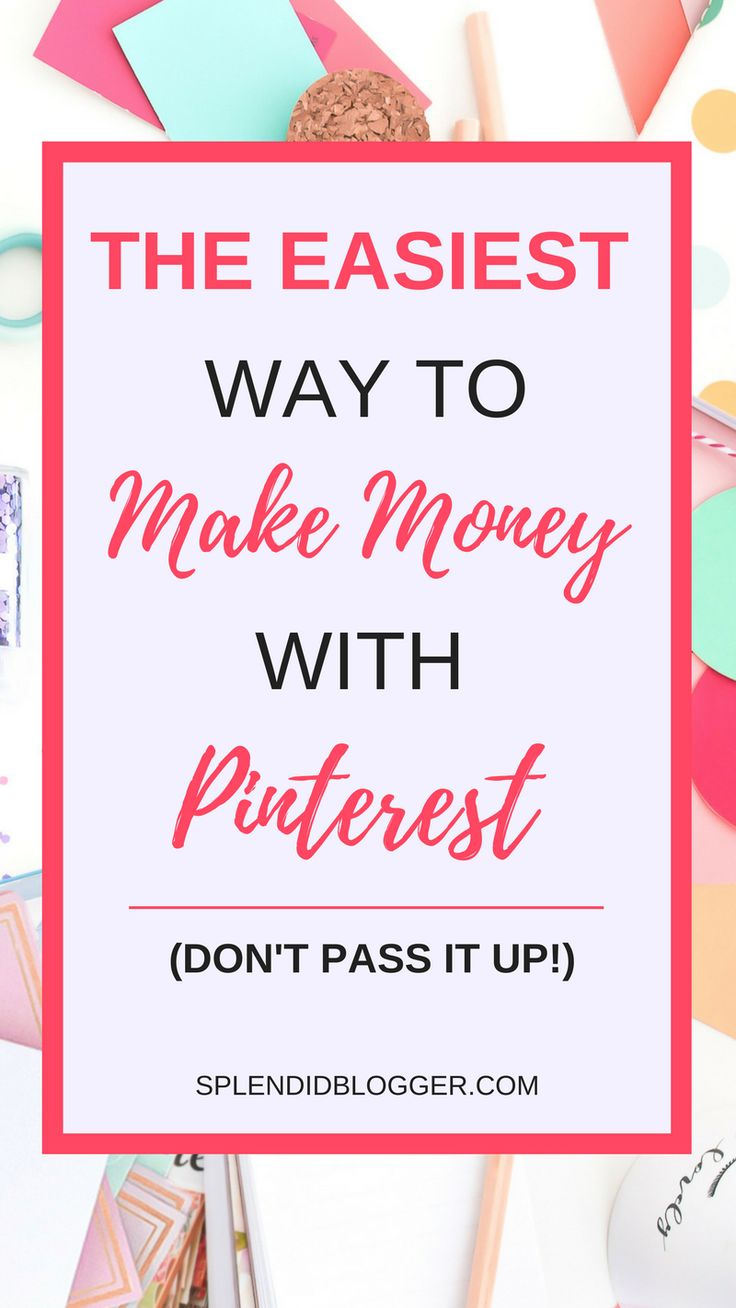 Wondering how to make more income with your affiliate links? Click through to find out how and why you should be using affiliate marketing on Pinterest. | splendidblogger.com