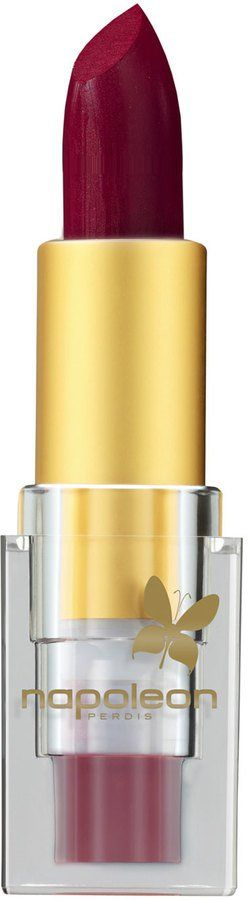 Pin for Later: 25 Real-Girl-Approved Red Lipsticks You Need in Your Stash Napoleon Perdis DeVine Goddess Lipstick in Aphrodite
