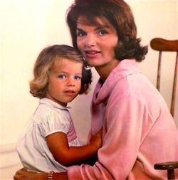 Jackie with CarolineKennedy Families, Jackie Kennedy, Kennedy'S, Jfk, Bouvier Kennedy, American Royalty, Jacqueline Kennedy, Caroline Kennedy, Camelot
